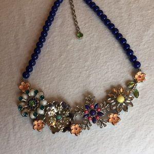 Lia Sophia Full Bloom Necklace